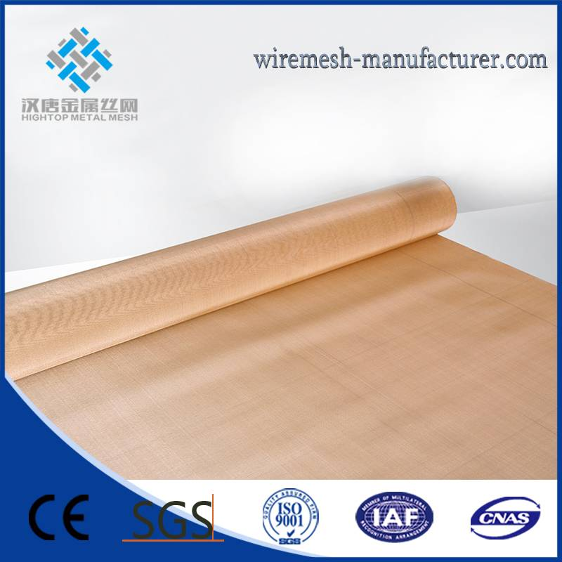 Hot sales copper wire mesh with ISO factory