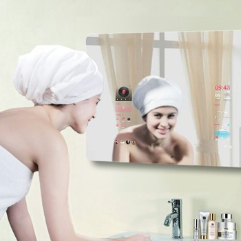 23.6 Inch Smart Mirror With Touch Screen