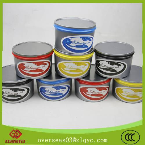 sublimation offset ink for polyester printing (ZHONGLIQI)