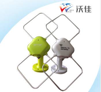 high quality ! digital TV indoor active DVD antenna