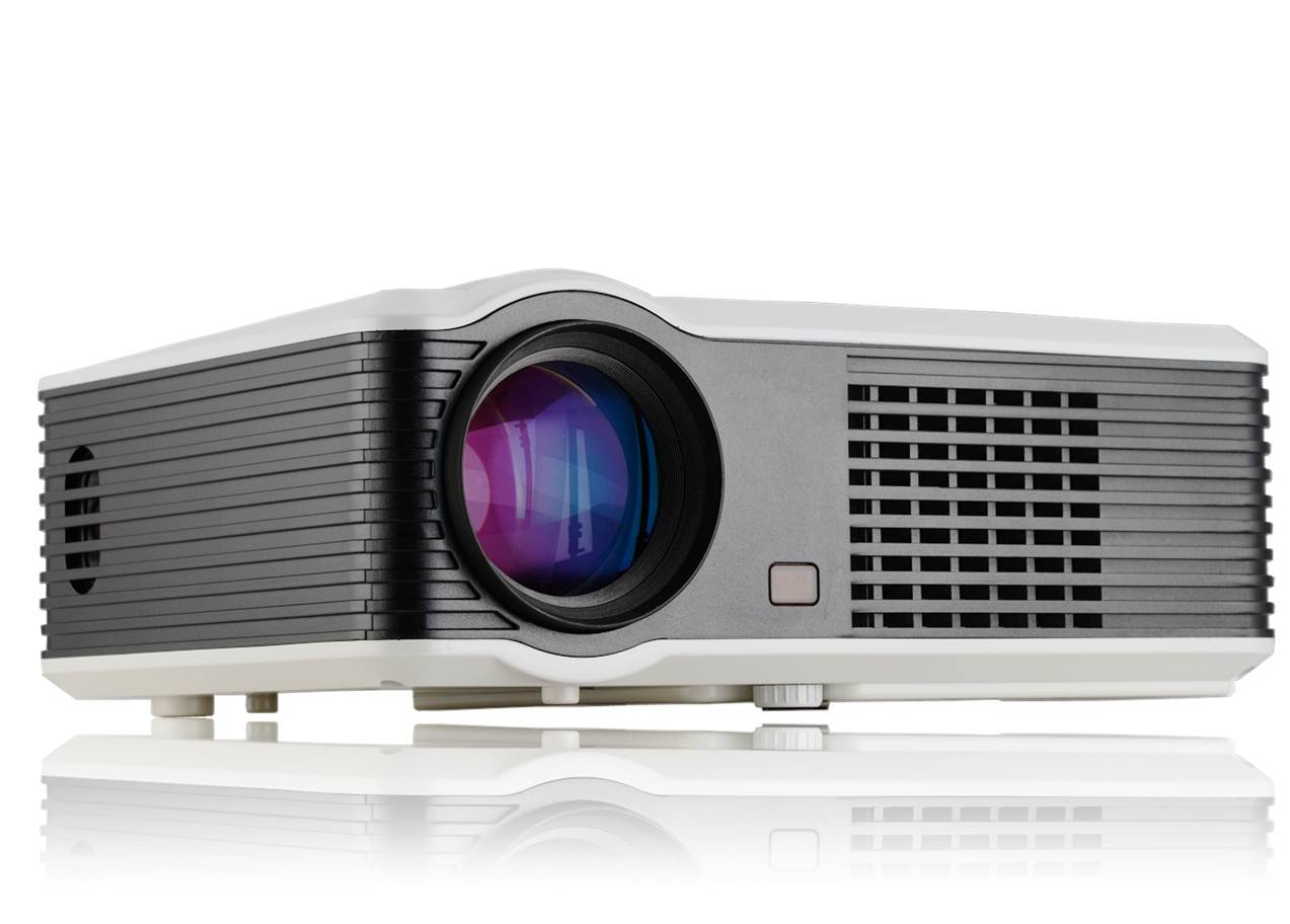 Vivibright Professional Video Full Hd Cheap Led Projector for Home Cinema ,Digital Video Proyector B