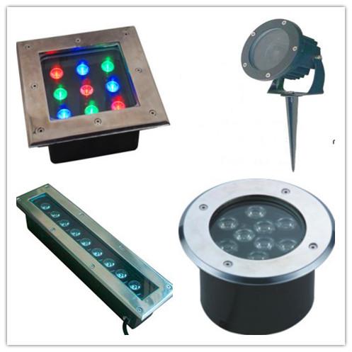 outdoor waterproof IP65 led underground light