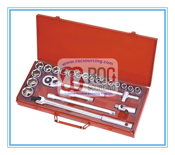 Hotsell 25PCS Socket Set Socket Wrench Other Tool Set Tool kit Tool box Hand tool