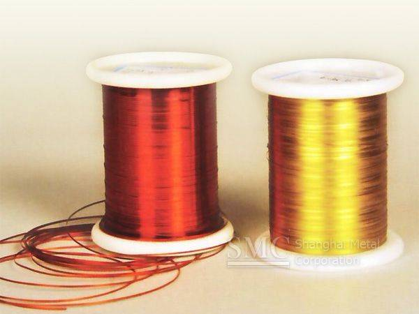 Ultra Fine Rectangular Enameled Aluminum Wire