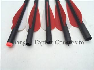 carbon arrow, archery arrow for hunting, high quality carbon arrow