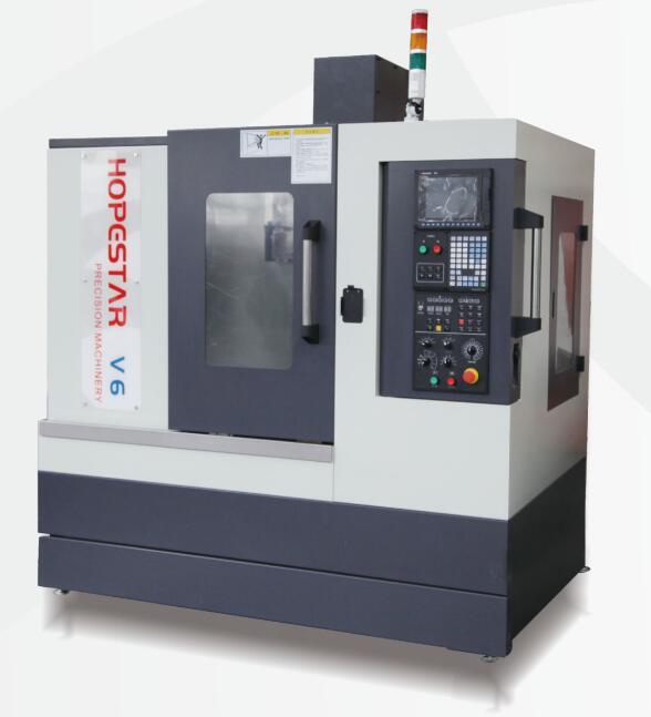 V series cnc machine center with high performance