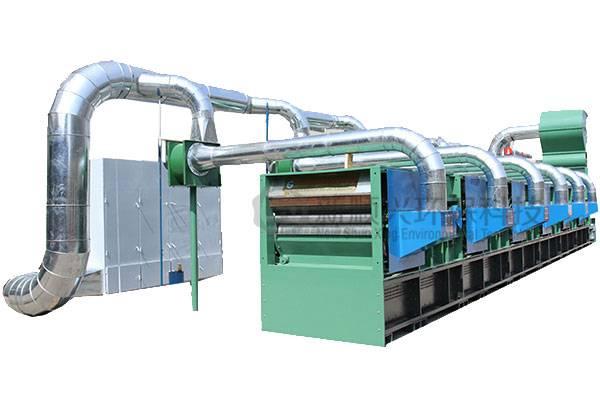 Recycled Cotton Making Machine NSX-FS1500