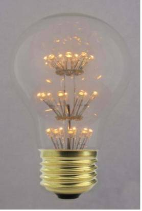 A60 LED Antique Edison Bulb