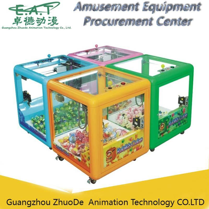 mini unique plush toy claw arcade crane machine personalized gift vending machine
