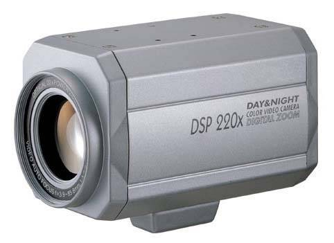 All-in-one Zoom CCD Camera