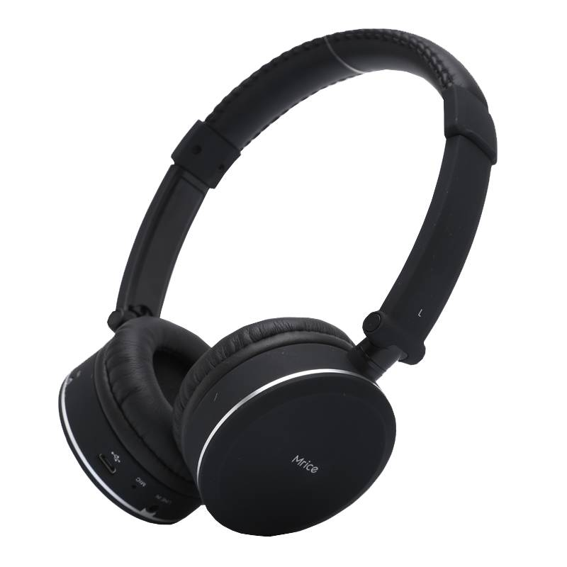 Stereo Bluetooth Headphone outstanding bass  wireless connection