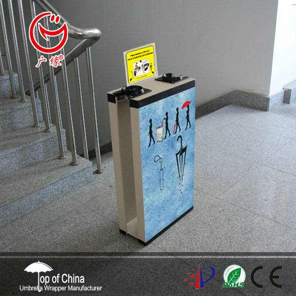 best sell umbrella wrapping machine