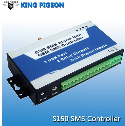 gsm remote controller switch 12v dc S150