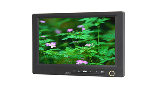 """8"""" Touch Screen LCD Monitor with DVI & HDMI Input"""