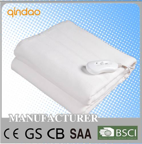 wholesale CE GS CB RoHS electric blanket