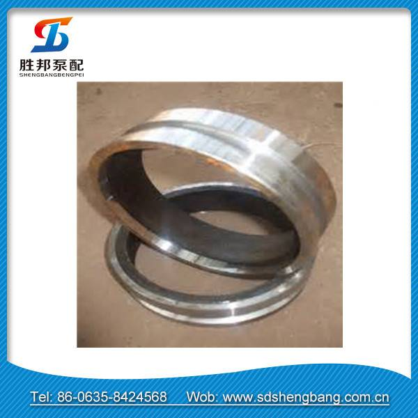 for Putzmeister concrete pump spare parts support flange