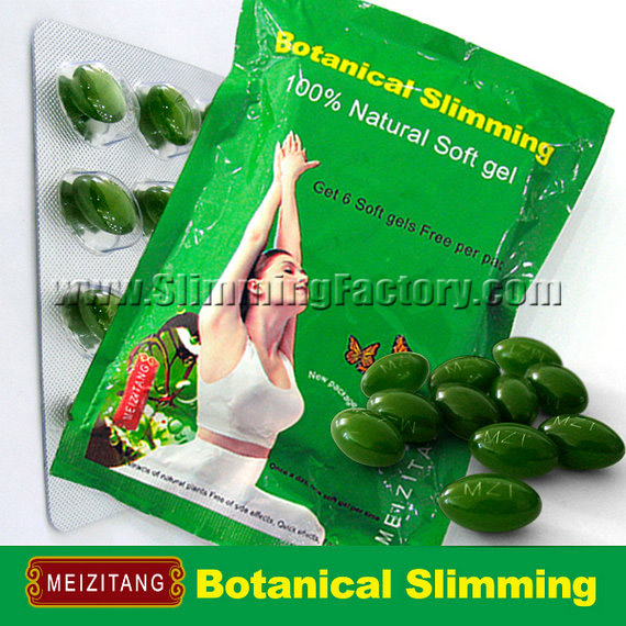 Meizitang Zisu Slimming Softgel lose up to 30lbs in a month -01