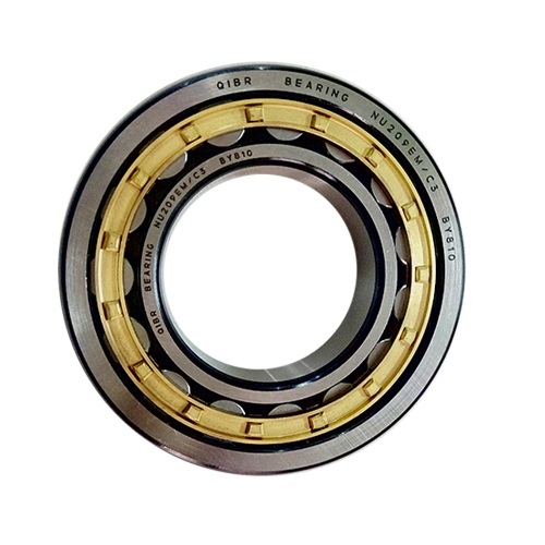 Cylindrical roller bearing P6 accuracy grade QIBR supply