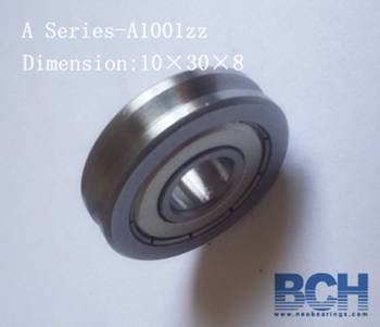 A1001ZZ Straightening Rollers bearing