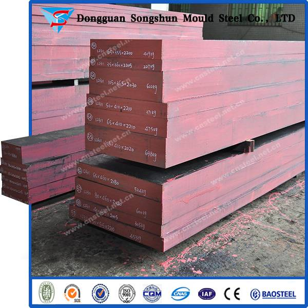 P20/1.2311 galvanized steel sheet price