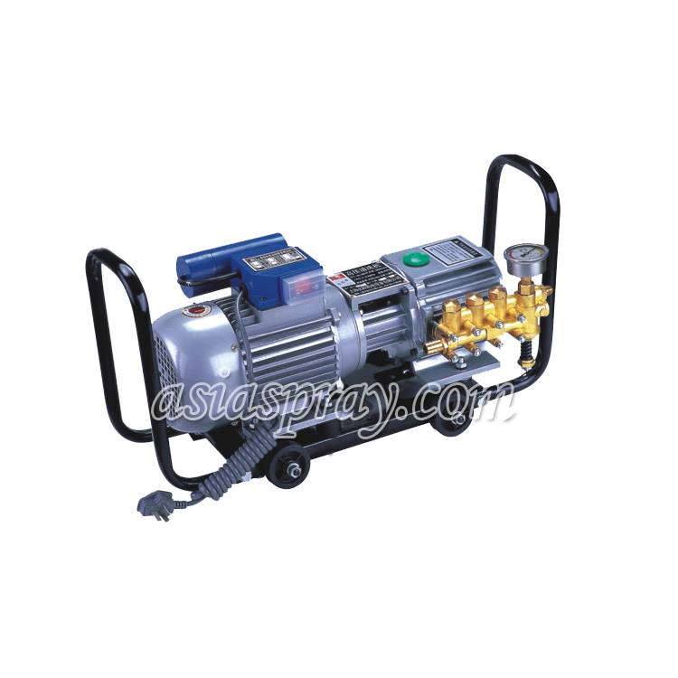 Deeri Electrodynamic high pressure cleaning machine for industry easy install and move
