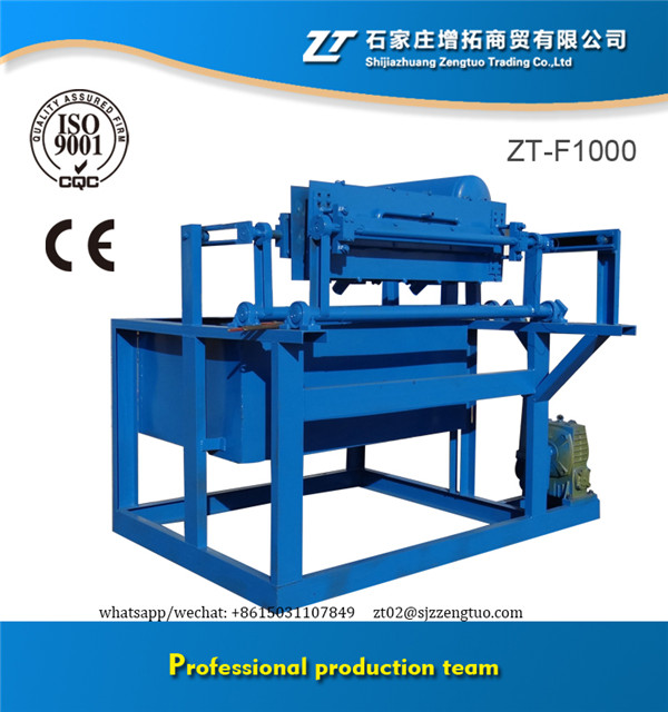 Best selling in Algria egg tray machines