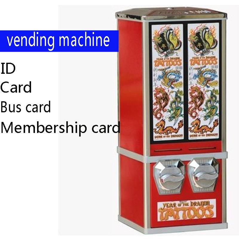 Small vending machine Sell Cards