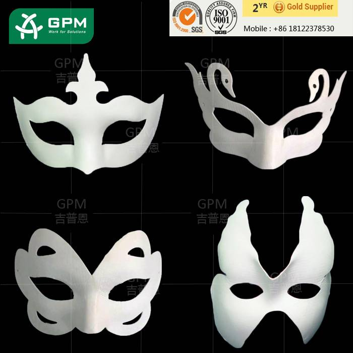 Factory wholesale venetian masquerade masks for dancing party