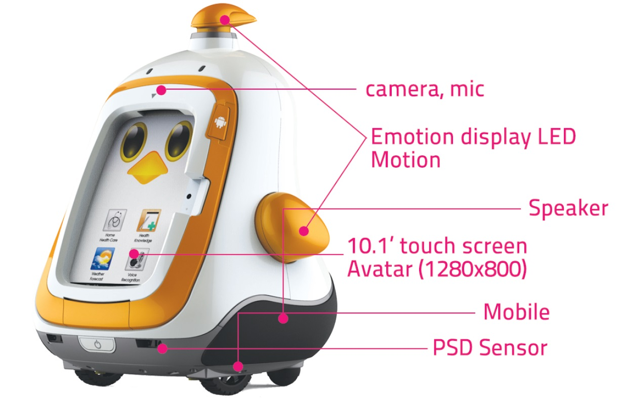 FURO-i Smart Service Robot