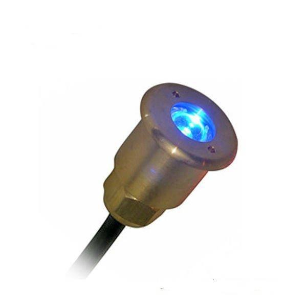 waterproof IP68 1w high power  ledunderwater light