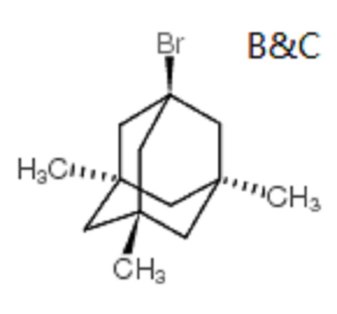 1-Bromo-3,5,7-trimethyladamantane (cas 53398-55-3)