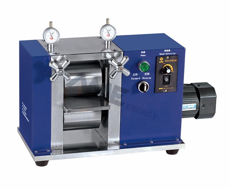 150mm/200mm width Calender machine