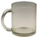 Glass Mug, Frosted