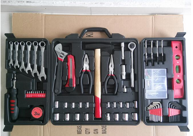 160PCS Professional Mechanical Tool Kit (FY160B)