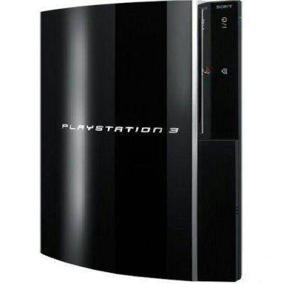 Sony Playstation 3 PS3 Console 60GB Video Game System