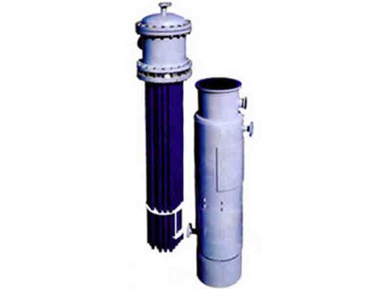Glass Lined Shell and Tube Heat Exchanger