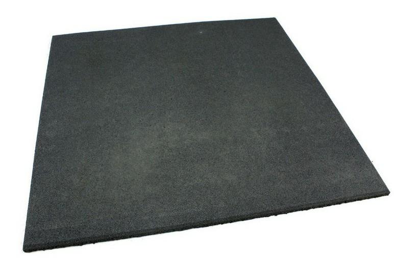 High Impact Gym Rubber Flooring