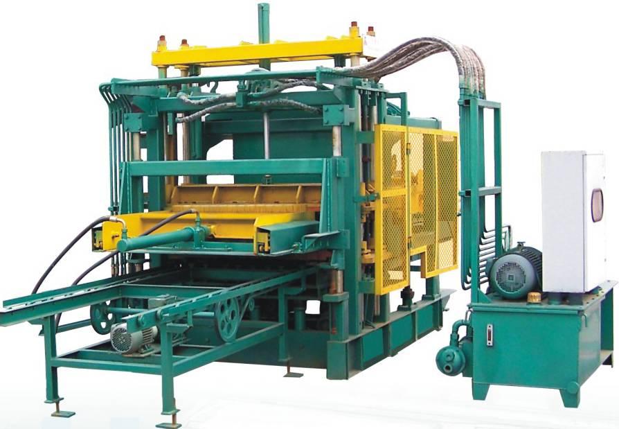 QT4-20A2 concrete blocks making machine