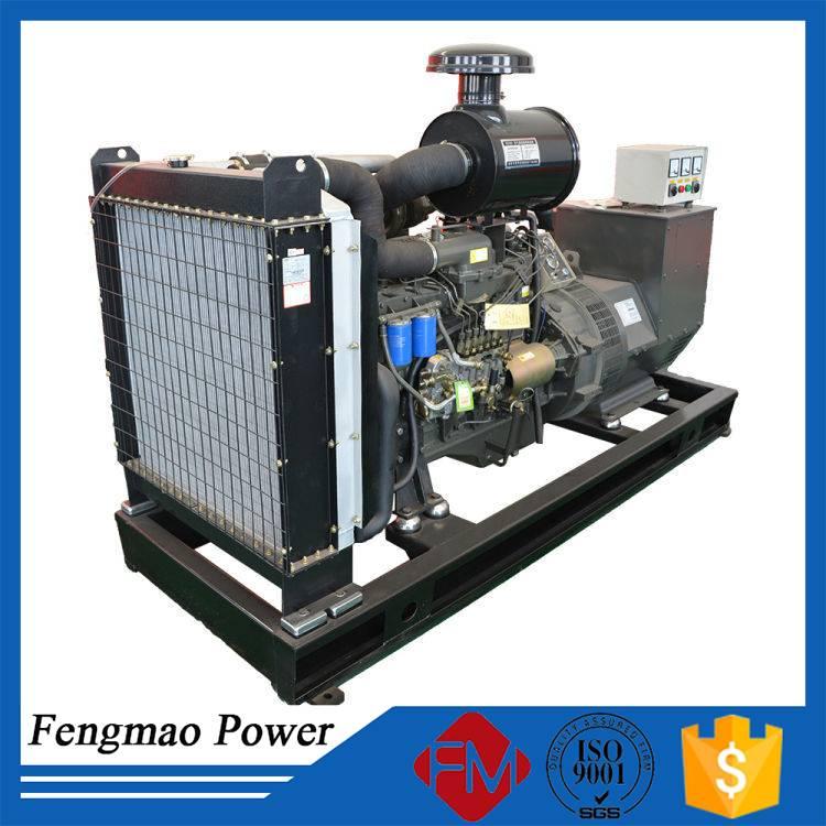 Fixed power diesel generator set