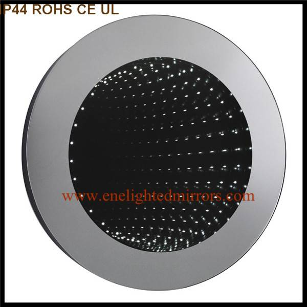 Tunnel mirror produced by ENE LIGHTED MIRRORS from China accepted custom oem odm