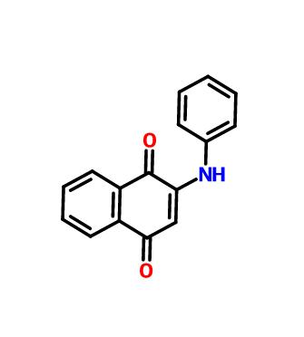 2-ANILINO-1,4-NAPHTHOQUINONE