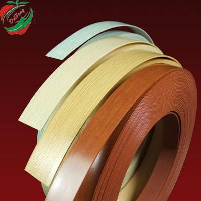 PVC edgebanding for cabinet aluminum