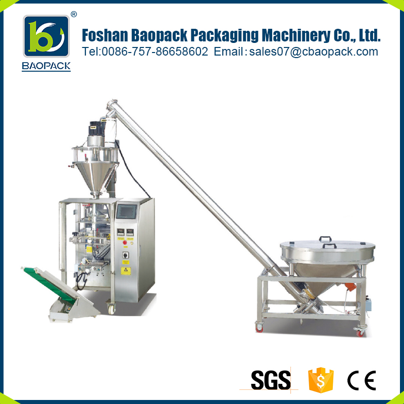 Automatic Milk Powder Packing Machine With Auger Filler For Sale