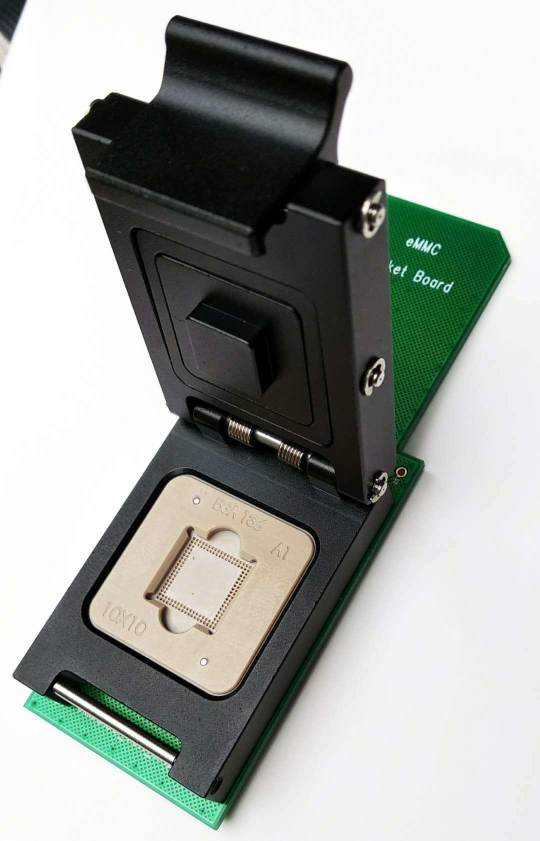 BGA136 Test Socket,BGA136 SD Adapter for BGA136 test and data recovery