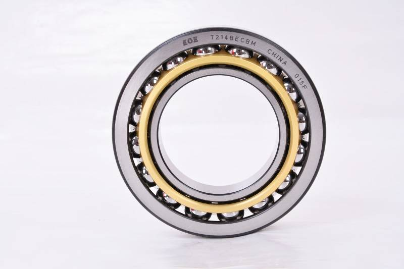China Manufacturer OEM Angular Contact Ball Bearing 7214BECBM