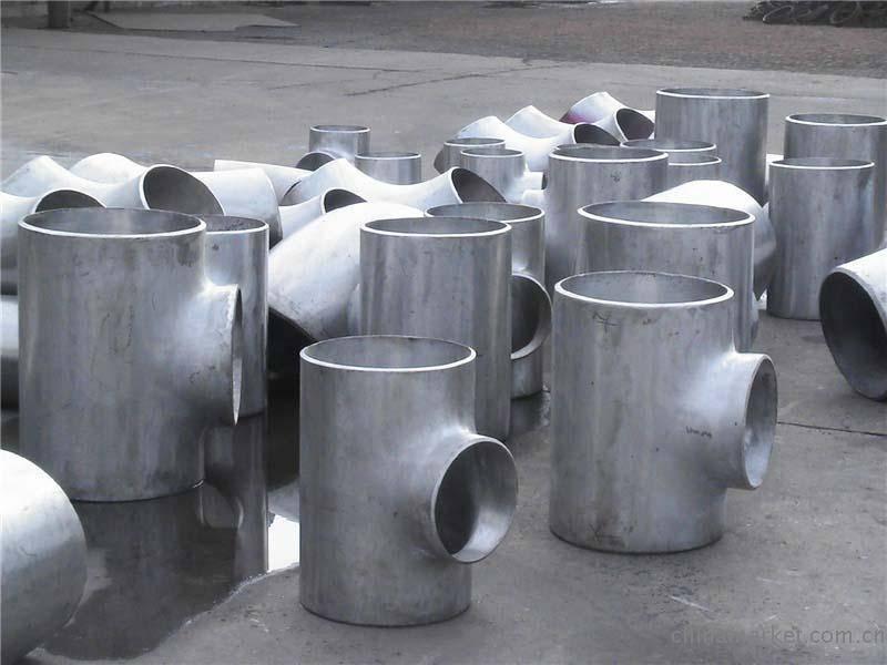 Hot Carbon Steel Tee
