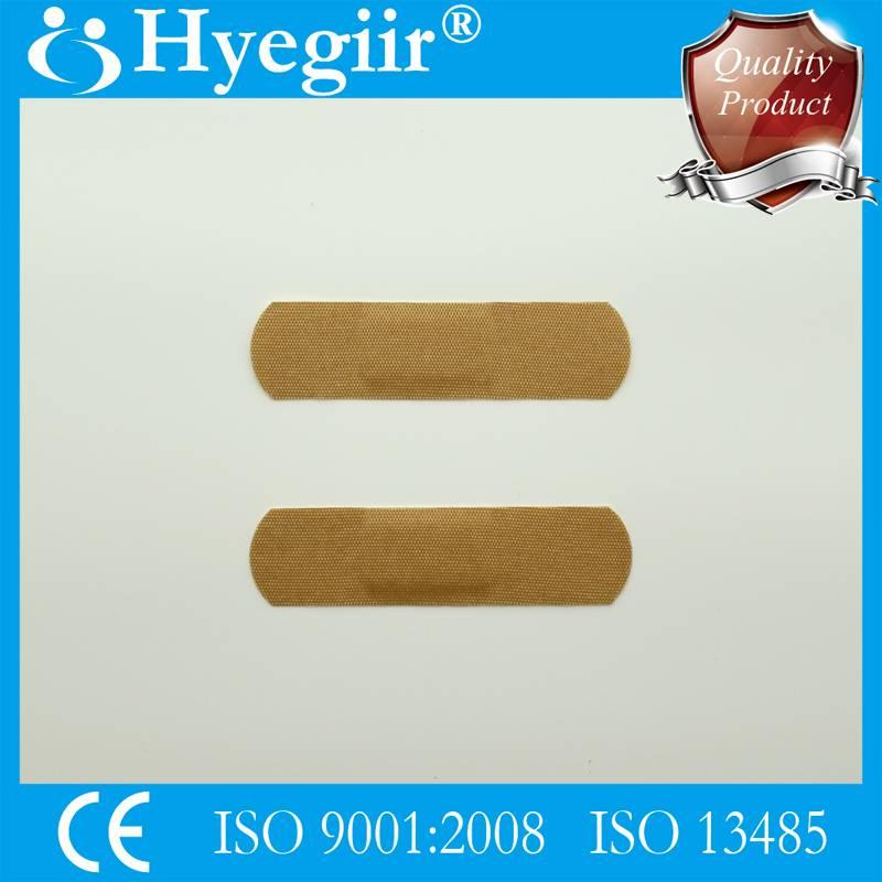 Elastic waterproof wound plaster