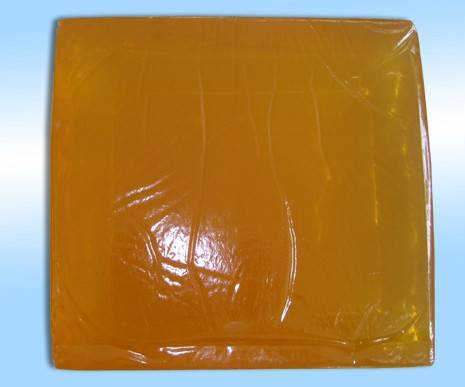 Pressure sensitive hot melt adhesive for tapeS for Coating to make products