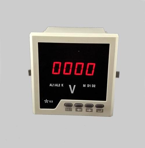 Wholesale 1 phase digital voltmeter for panel board