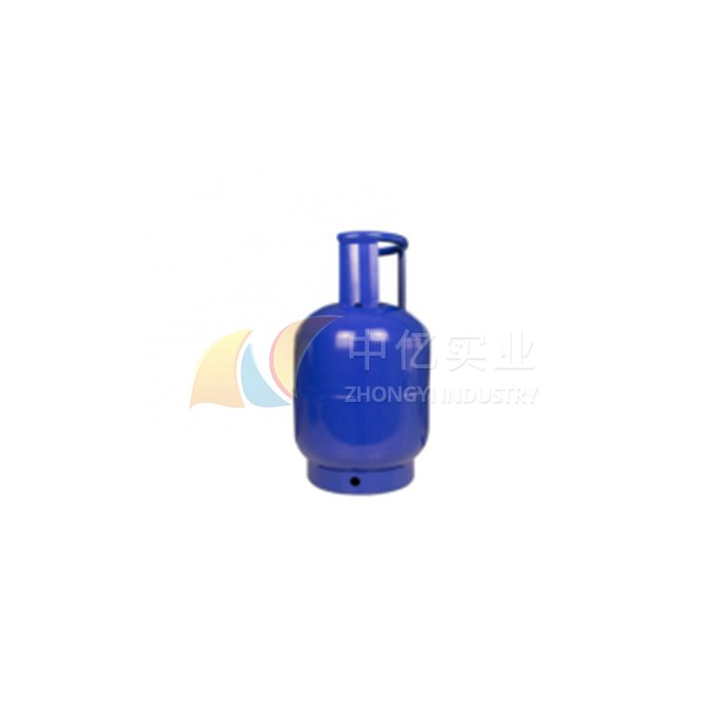 High standard fast delivery empty 11kg lpg gas cylinder